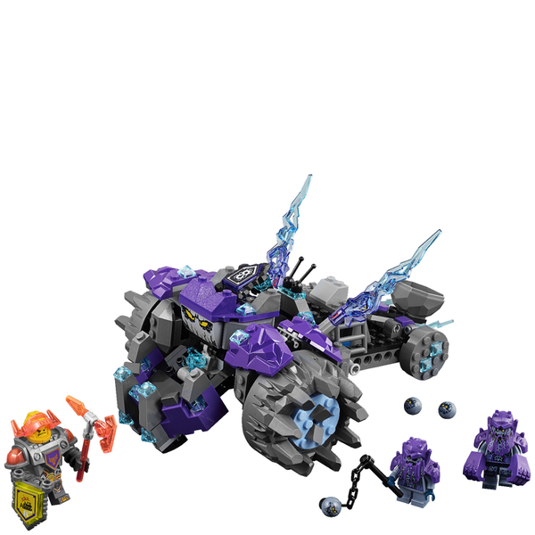 Toys For Brothers : Lego nexo knights three brothers  iwoot