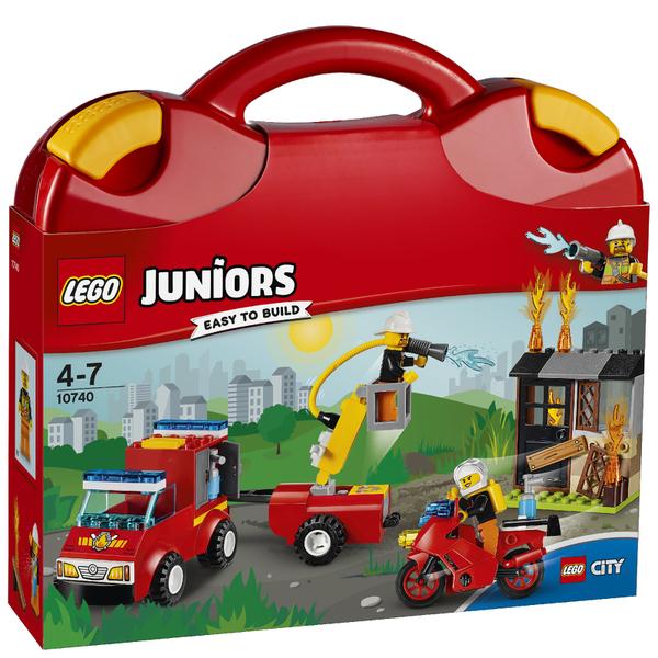 LEGO Juniors: Fire Patrol Suitcase (10740)