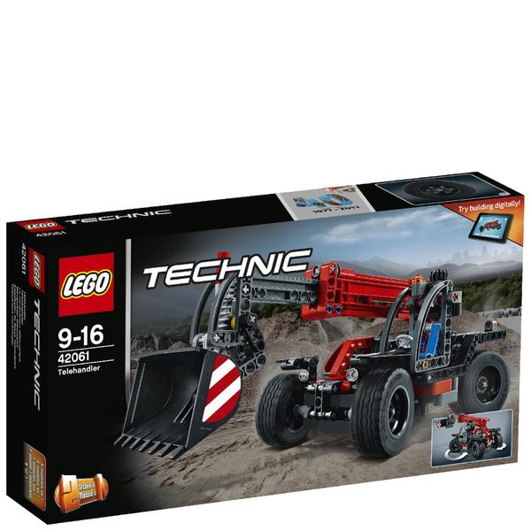 LEGO Technic: Telehandler (42061)