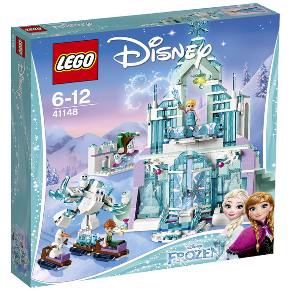 LEGO Disney Princess: Elsa's Magical Ice Palace