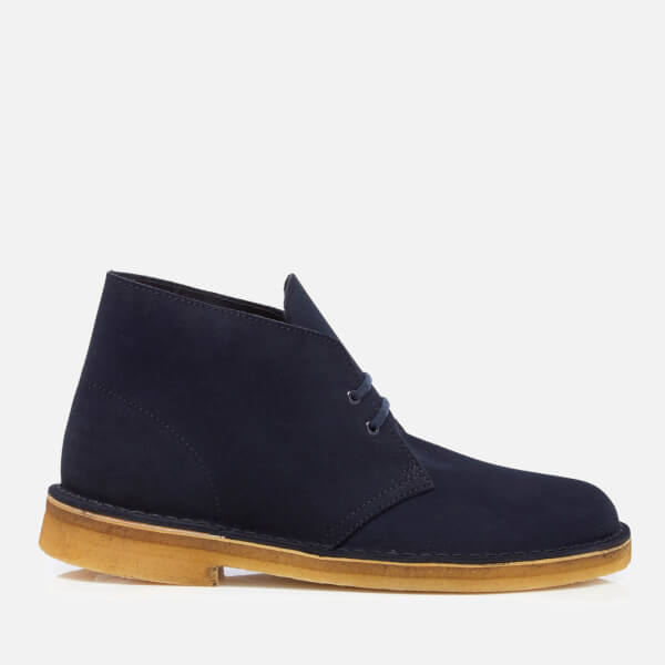 Clarks Originals Men's Desert Boots - Midnight Suede
