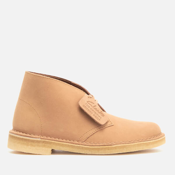 Clarks Originals Women's Desert Boots - Fudge Suede