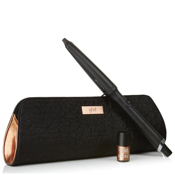 GHD Copper Luxe Soft Curl Rizador Lote de Regalo