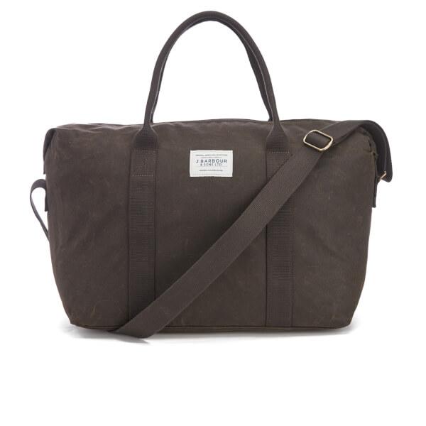 Barbour Men's Dromond Holdall Bag - Olive