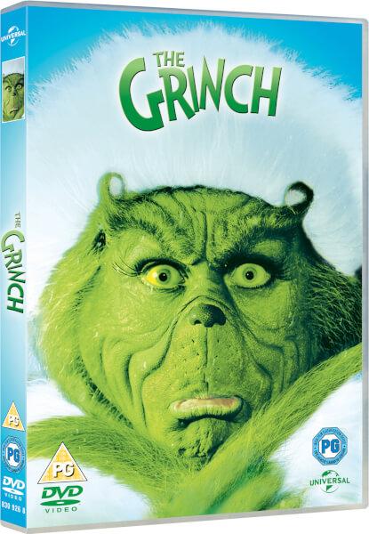 How The Grinch Stole Christmas Dvd Zavvi