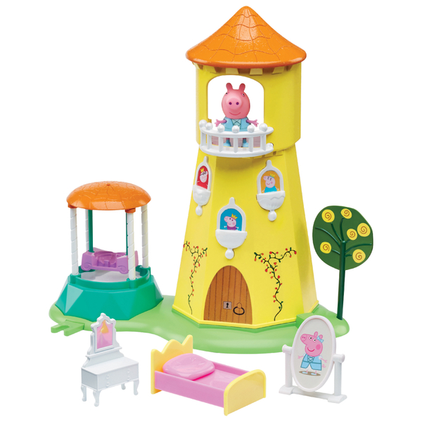 Peppa Pig Princess Peppa's Rose Garden and Tower