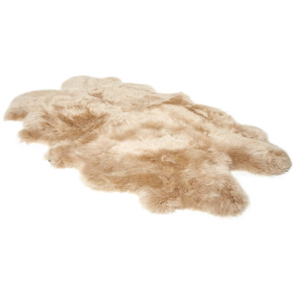 UGG Sheepskin Area Rug - Quarto - Sand