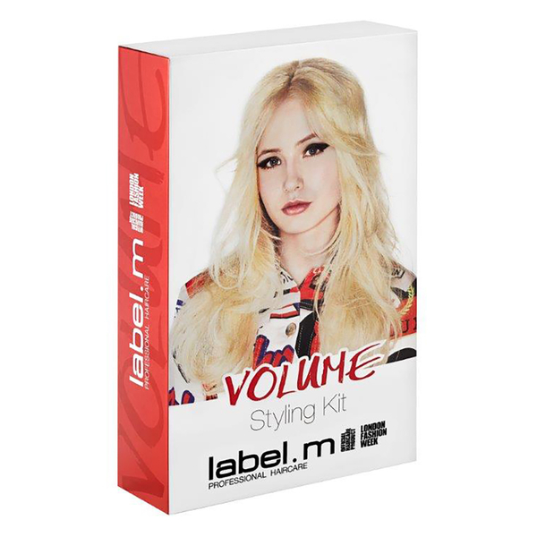 label.m Volume Styling Set