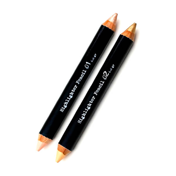 The BrowGal Highlighter Pencil 02 6g - Gold/Nude