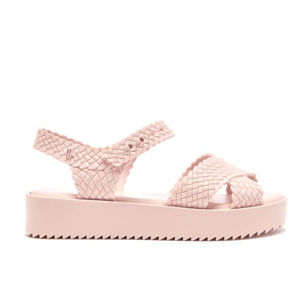 Melissa Women's Salinas Hotness Flatform Sandals - Blush