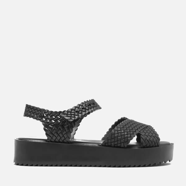 69edc85e87 Melissa Women's Salinas Hotness Flatform Sandals - Black | FREE UK ...