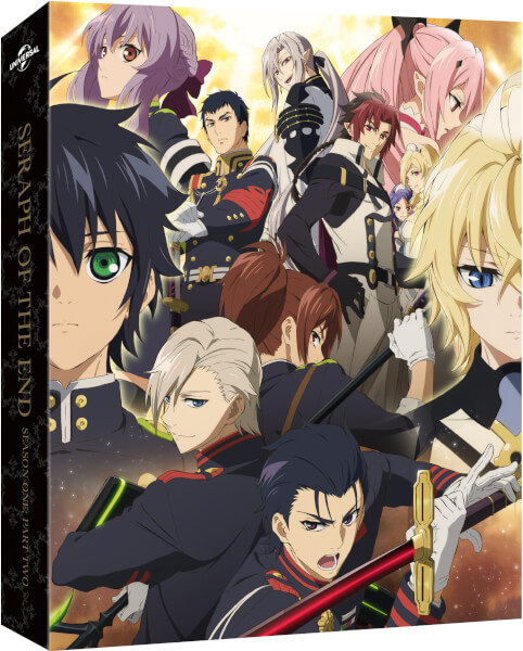 Seraph Of The End: Series 1 Part 2