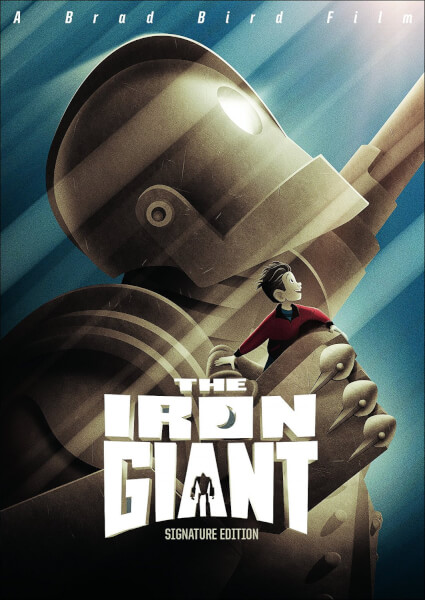 Iron Giant Signature Edition Dvd Zavvi