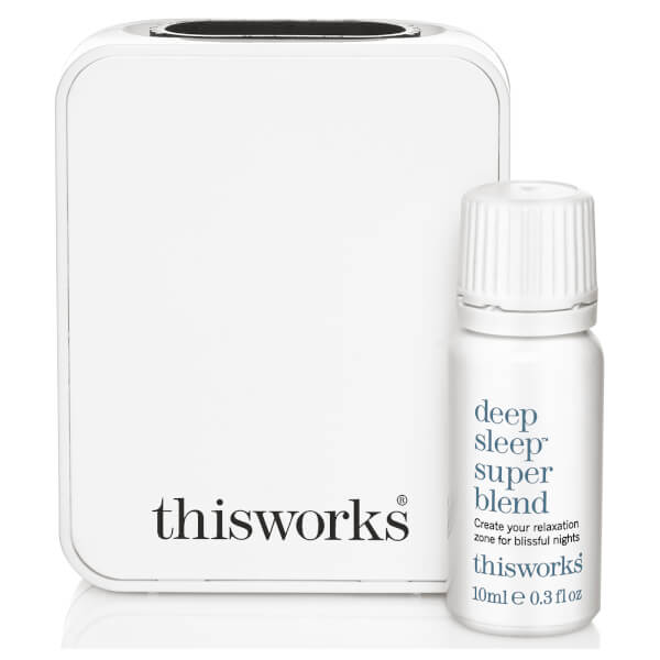 this works Deep Sleep Super Blend Diffuser 10g