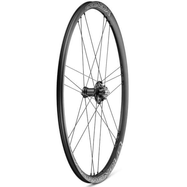 campagnolo zonda c17 disc brake qr wheelset