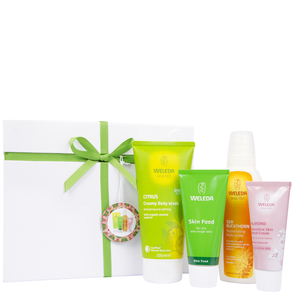 Weleda Heroes Ribbon Box (Worth £35)