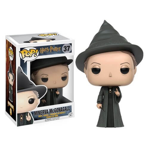 Harry Potter Minerva Mcgonagall Pop Vinyl Figure Iwoot