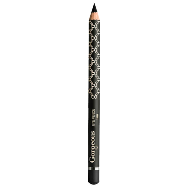 Gorgeous Cosmetics Eye Pencil - Black Jack