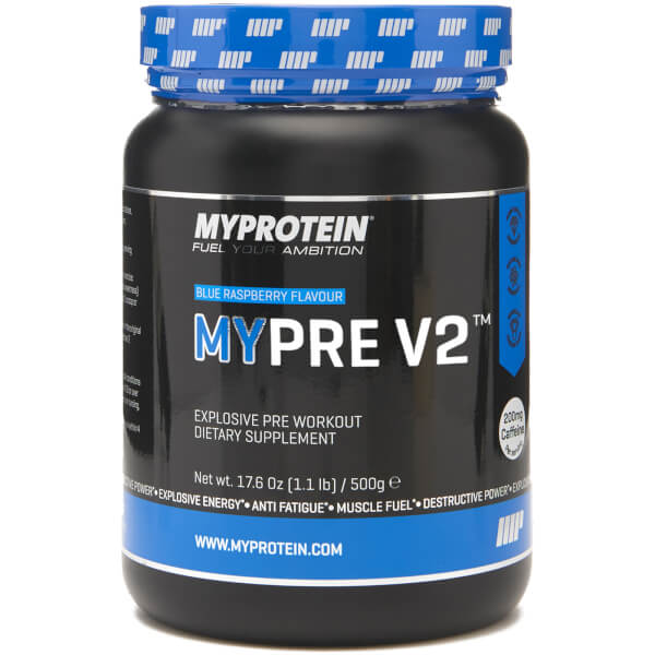 Buy Mypre V2 Pre Workout Myprotein Us