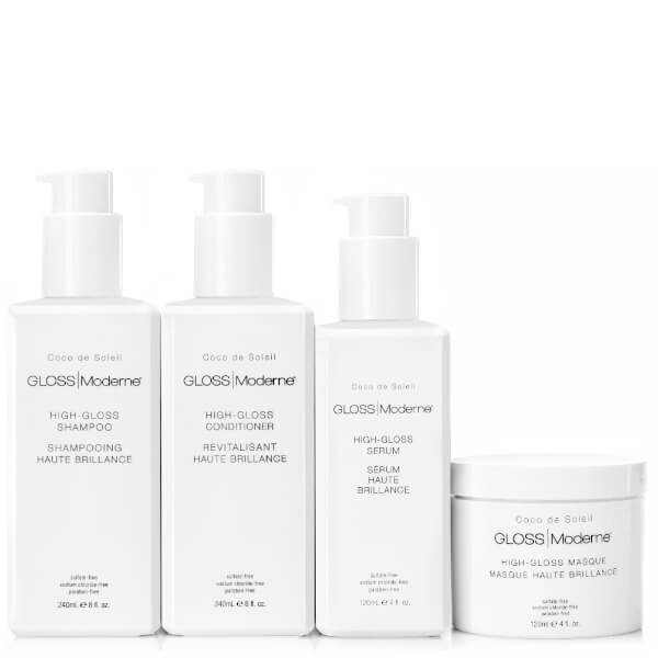 Gloss Moderne Clean Luxury Hair Care Collection