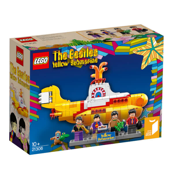 LEGO Ideas: The Beatles Yellow Submarine (21306)