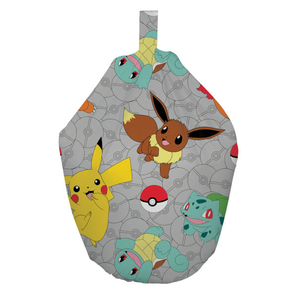 Pokémon Characters Bean Bag