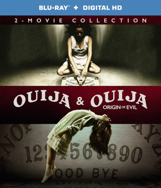 Ouija/Ouija: Origin Of Evil Boxset (Includes Digital Download)