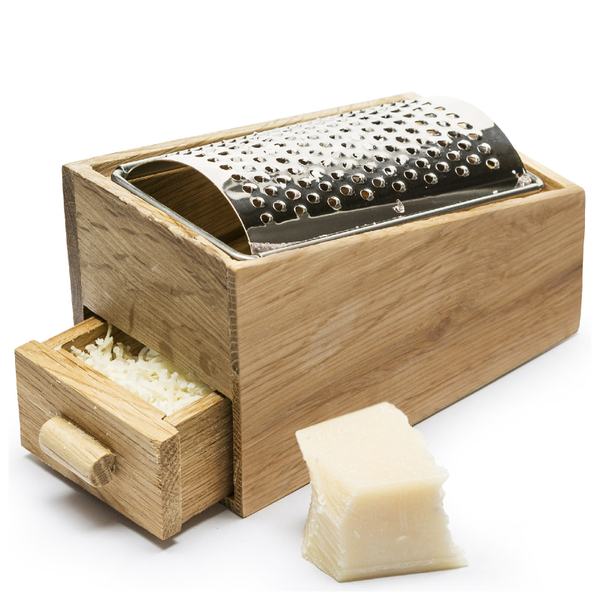 Sagaform Oval Oak Cheese Grater