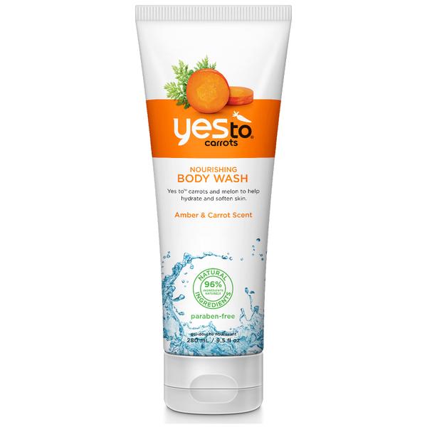 yes to Carrots Nourishing Body Wash 280ml