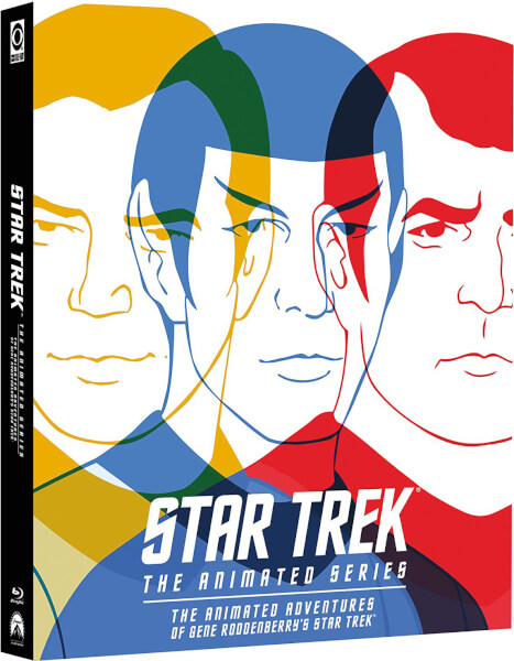 Star Trek: The Animated Series - The Animated Adventures Of Gene Roddenberry's Star Trek