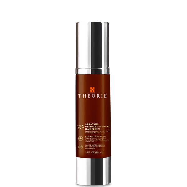 Theorie Argan Oil Ultimate Reform Concentrated Hair Serum 3.4 fl oz