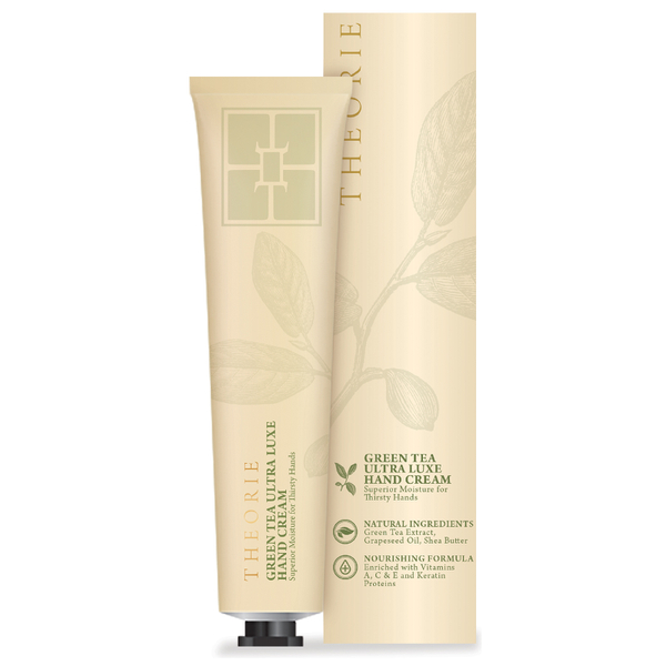 Theorie Green Tea Ultra Luxe Hand Cream