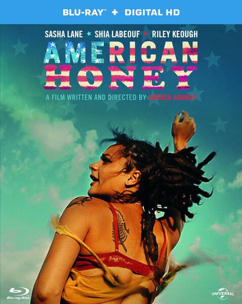 American Honey (Includes UV Copy)
