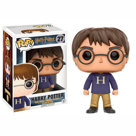 Harry Potter Harry in Sweater Pop! Vinyl Figure