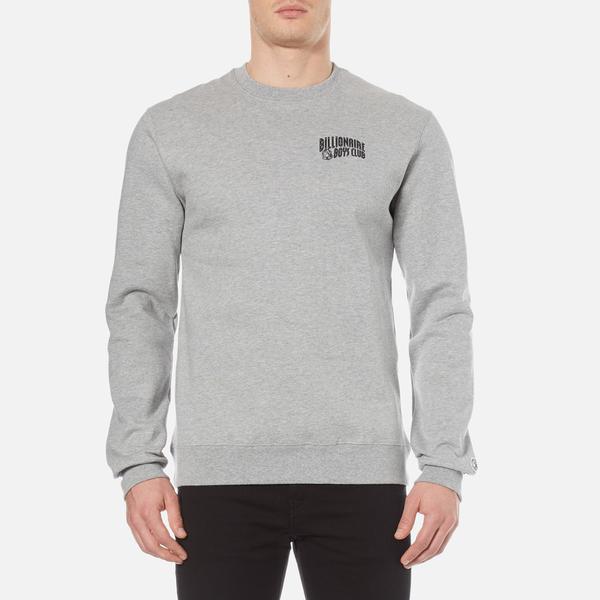 Billionaire Boys Club Men's Small Arch Logo Sweatshirt - Heather