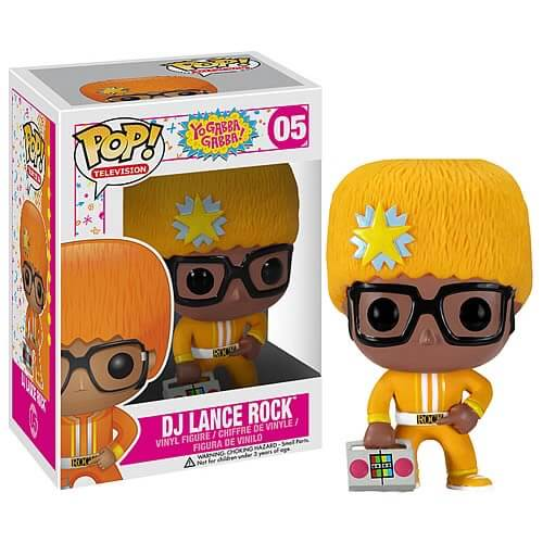 Funko DJ Lance Rock Pop! Vinyl