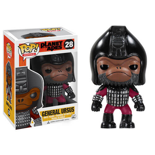 Funko General Ursus Pop! Vinyl