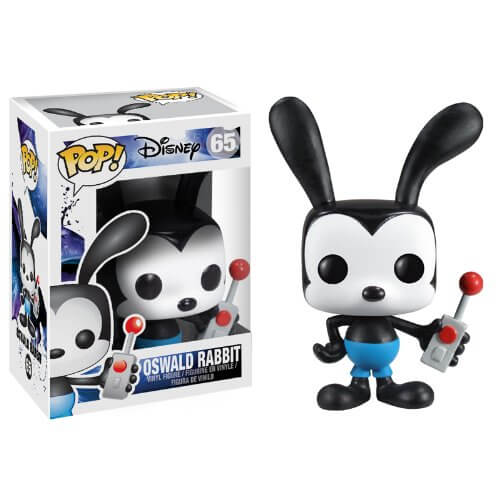 Funko Oswald Rabbit Pop! Vinyl