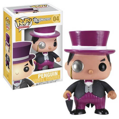 Funko Penguin Pop! Vinyl