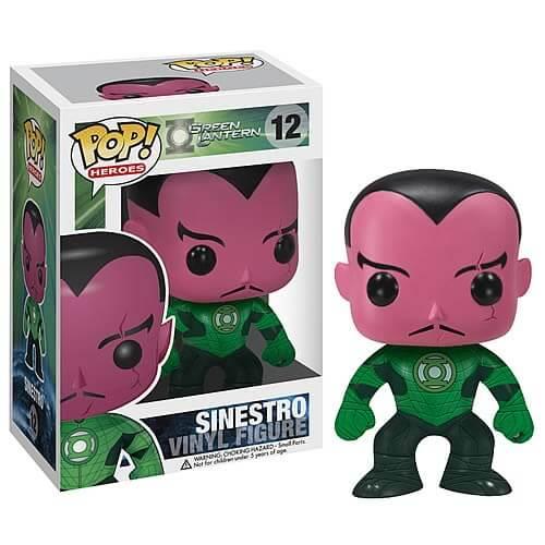 Funko Green Lantern Sinestro Pop! Vinyl