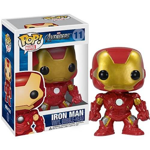 Funko Iron Man Pop! Vinyl