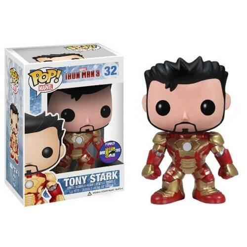 Funko Tony Stark Pop! Vinyl