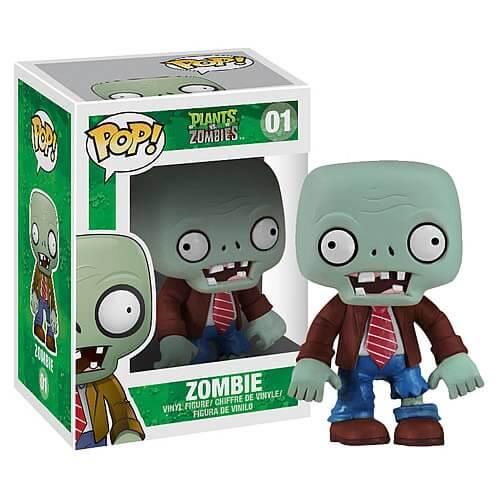 Funko Zombie Pop! Vinyl