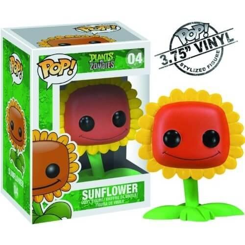 Funko Sunflower Pop! Vinyl