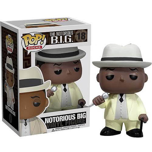 Funko Notorious B.I.G Pop! Vinyl