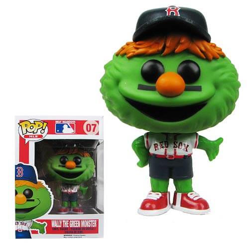 Funko Wally The Green Monster Pop! Vinyl