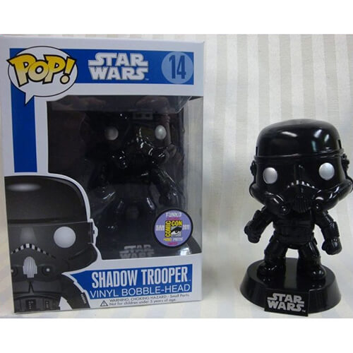 Funko Shadow Trooper (SDCC 11) Pop! Vinyl