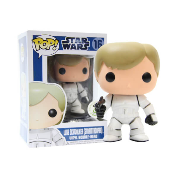 Funko Luke Skywalker (Stormtrooper) Pop! Vinyl