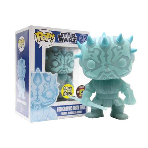 Funko Holographic Darth Maul Pop! Vinyl