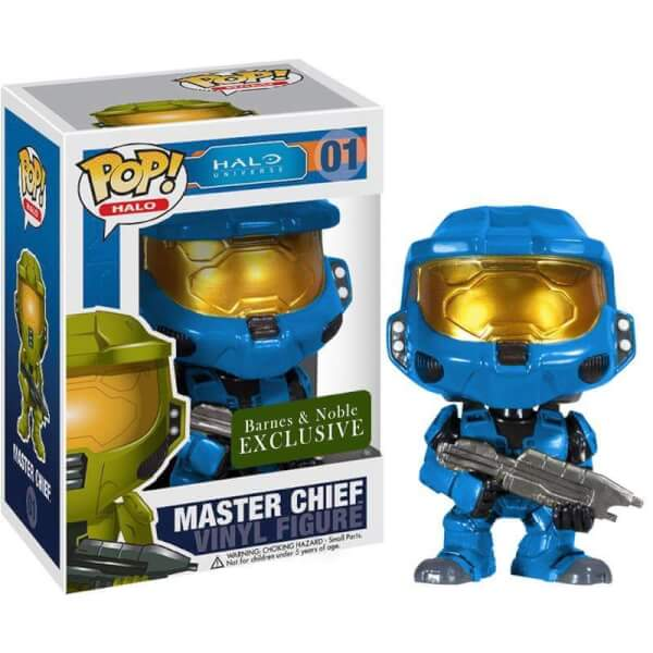 Funko Master Chief (Blue) Pop! Vinyl